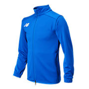 NB Knit Training Jacket, Royal Blue