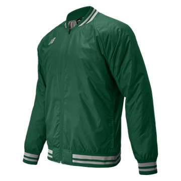 Men's Dug Out Jacket, Team Dark Green