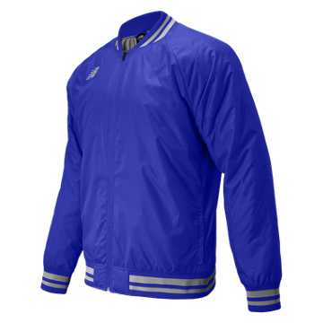 Men's Dug Out Jacket, Team Royal