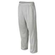 New Balance Baseball Performance Pant, Light Grey