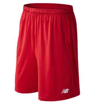 New Balance Baseball Tech Short, Red