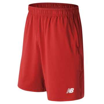 Men's Tech Short, Team Red