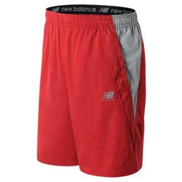New Balance Lacrosse Freeze Short, Formula One Red