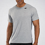 Tech Shirt, Heather Grey
