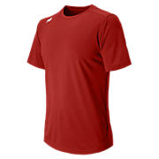 Short Sleeve Tech Tee, Sedona Red