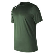 Short Sleeve Tech Tee, Team Dark Green