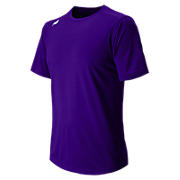 Short Sleeve Tech Tee, Purple