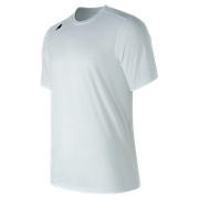Short Sleeve Tech Tee, White