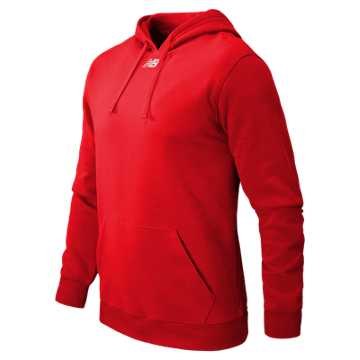 Men's NB Sweatshirt, Team Red