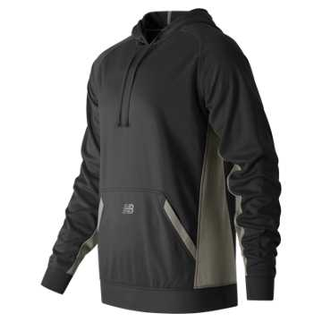 Men's Performance Tech Hoodie, Team Black