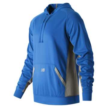 Men's Performance Tech Hoodie, Team Royal