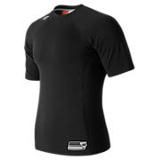 Short Sleeve 3000 Baseball Top, Team Black