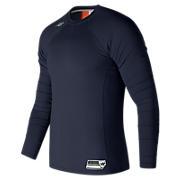 Long Sleeve 3000 Baseball Top, Team Navy