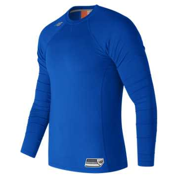 Long Sleeve 3000 Baseball Top, Team Royal