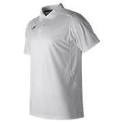 Performance Tech Polo, White