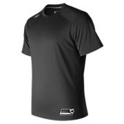 Baseball Tech Jersey, Team Black