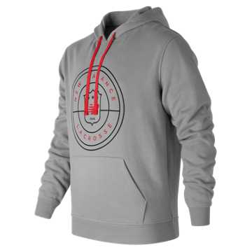 New Balance NB Lacrosse Hoodie, Alloy