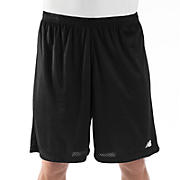 10 inch Mesh Short, Team Black