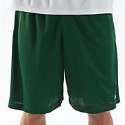 10 inch Mesh Short, Team Dark Green