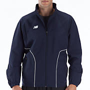 Peak Warm Up Jacket, Team Navy with White