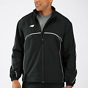 Zone Warm Up Jacket, Team Black