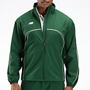 Zone Warm Up Jacket, Team Dark Green
