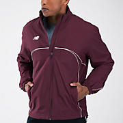 Zone Warm Up Jacket, Team Maroon