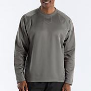 Performance Fleece Pullover, Athletic Grey