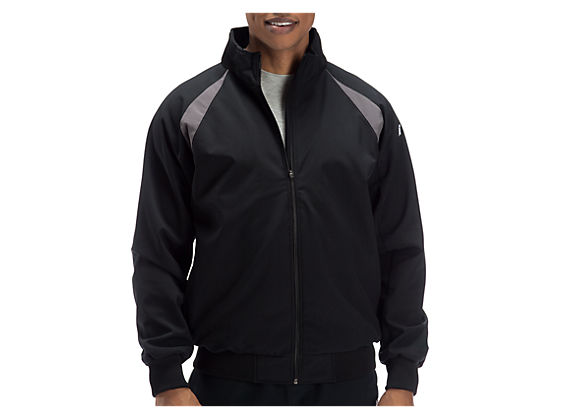 Pro Elite Dugout Jacket, Team Black