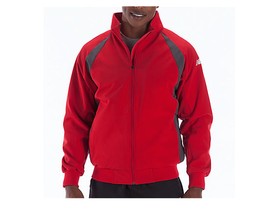 Pro Elite Dugout Jacket, Team Red