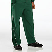 Team Warm Up Pant, Hunter Green with Grey