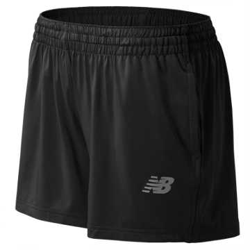 Women's Tech Short, Team Black