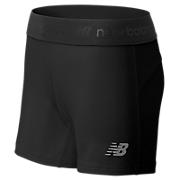 NBW Compression Short, Team Black