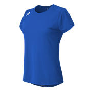 Short Sleeve Tech Tee, Team Royal