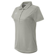 Performance Tech Polo, Light Grey