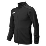 Youth NB Knit Training Jacket, Black