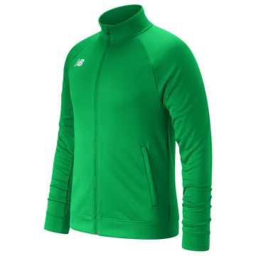 Youth Knit Training Jacket, Green
