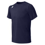 Youth Short Sleeve Tech Tee, Team Navy