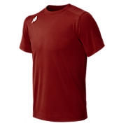 Youth Short Sleeve Tech Tee, Team Red