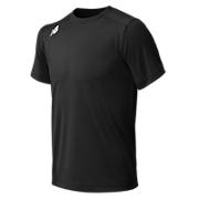 Youth Short Sleeve Tech Tee, Team Black