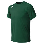 Youth Short Sleeve Tech Tee, Team Dark Green
