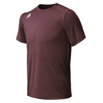 Youth Short Sleeve Tech Tee, Team Maroon