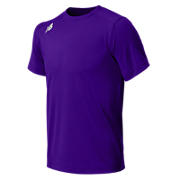 Youth Short Sleeve Tech Tee, Purple