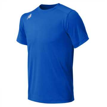 Youth Short Sleeve Tech Tee, Team Royal