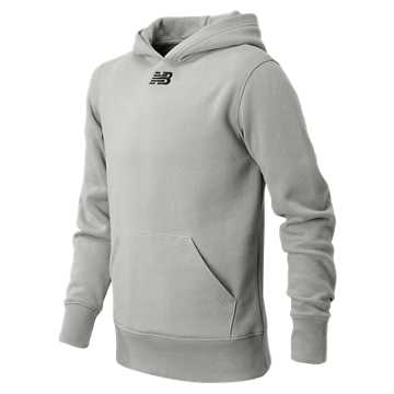 Youth NB Sweatshirt, Alloy with Grey