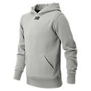 NB Youth Sweatshirt, Alloy with Grey