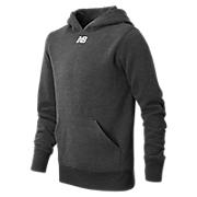 Youth NB Sweatshirt, Black Heather