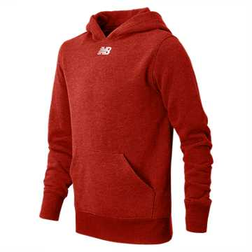 Youth NB Sweatshirt, Team Red