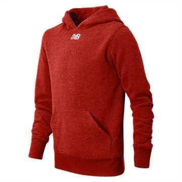 Youth NB Sweatshirt, Team Red