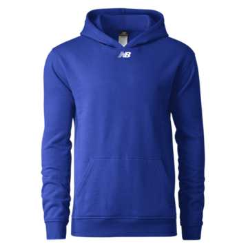 New Balance Jr NB Sweatshirt, Team Royal